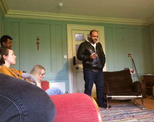 storytelling at the Grange