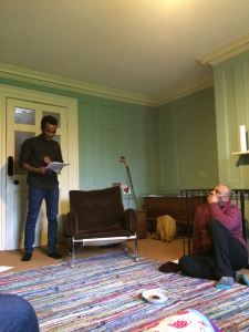 storytelling at the Grange