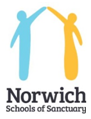 Norwich Schools of Sanctuary logo