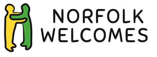 Norfolk Welcomes logo