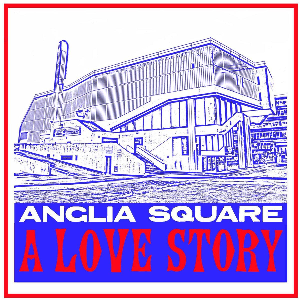 Anglia Square: A Love Story logo